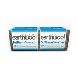 Knauf Earthwool Dritherm Cavity Slab 37 - 100mm