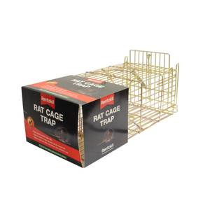 Rentokil Live Capture Rat Cage Trap