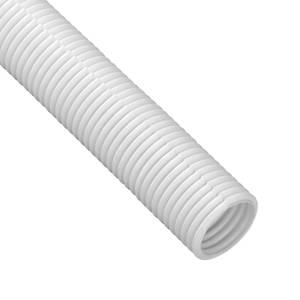 D-Line Cable Tidy Tube 32mm x 1.1m White