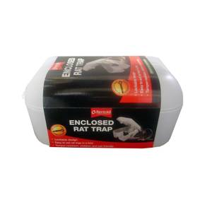 Rentokil Enclosed Rat Trap
