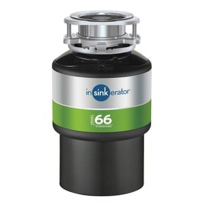 InSinkErator Model 66 Family Food Waste Disposer