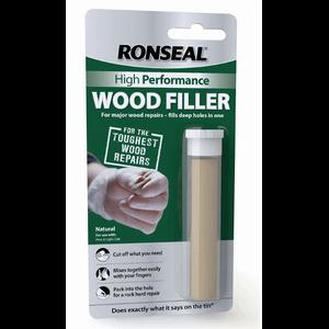 Ronseal High Performance Wood Filler Putty - 26g