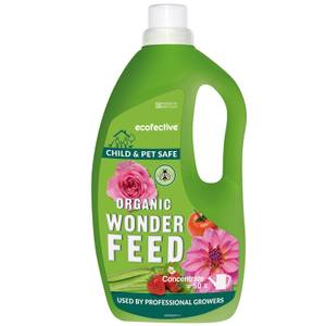 Ecofective Wonder Feed Concentrate - 1L