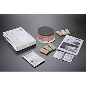 Minerva Copper Fleck Kitchen Worktop - Joint Kit