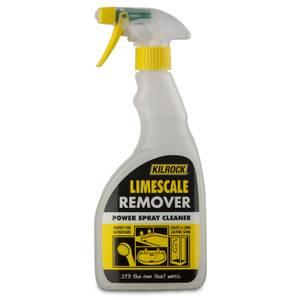 Kilrock Power Spray Cleanr & Descaler 500ml