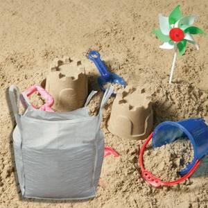 Stylish Stone Soft Play Sand - Bulk Bag 750kg