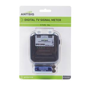 Antsig Digital TV Signal Meter Female