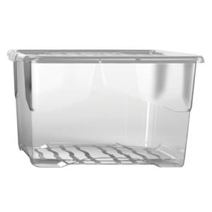 Curve 65L Storage Box with Clear Lid