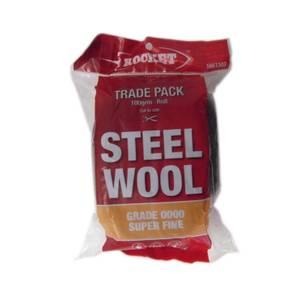 Rocket Steel Wool - 100g Grade 0000 Super Fine