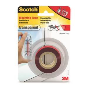3m Transparent Mounting Tape 1