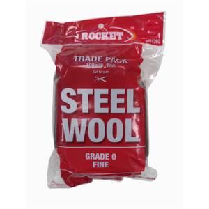 Rocket Steel Wool -100g Grade 0 Fine