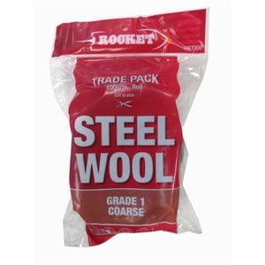 Rocket Steel Wool - 100G Grade 1 Coarse
