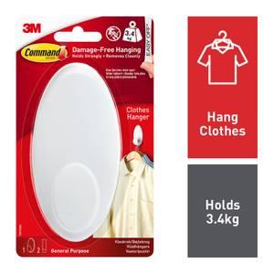 Command Clothes Hanger