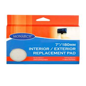 Monarch Applicator Paint Pad Refill  - 180mm