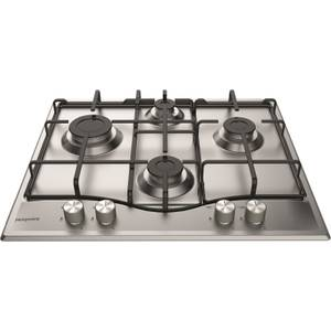 Hotpoint PCN 642 IX/H Built-in Gas Hob - Stainless Steel
