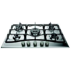 Hotpoint PCN 751 T/IX/H Built-in Gas Hob - Stainless Steel