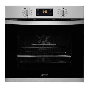 Indesit Aria IFW 3841 P IX UK Single Built-in Electric Oven - Stainless Steel