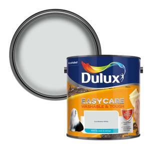Dulux Easycare Washable & Tough Cornflower White - Matt - 2.5L