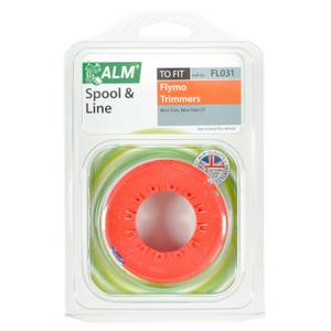 ALM Grass Trimmer Spool for Flymo Mini Trim ST