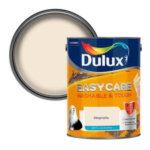 Dulux Easycare Washable & Tough Magnolia - Matt - 5L