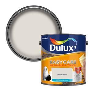 Dulux Easycare Washable & Tough Nutmeg White - Matt - 2.5L