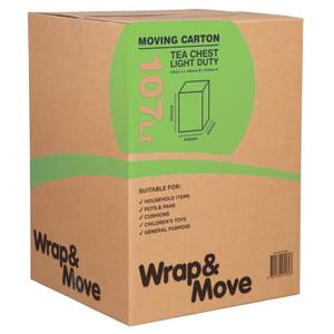 107L Moving Carton Light Duty