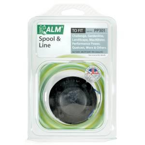 ALM Grass Trimmer Spool & Line Qualcast GT2518