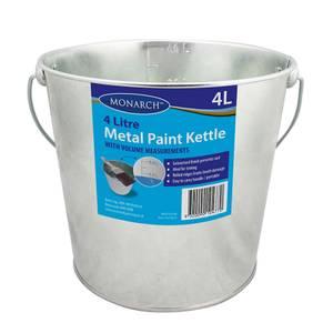 Monarch Paint Pot Metal - 4L