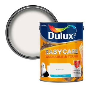 Dulux Easycare Washable & Tough Pure Brilliant White - Matt - 5L