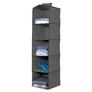 Premium Hanging Storage Organiser - 5 Shelf