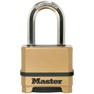 Master Lock Excell Combination Padlock - 50mm