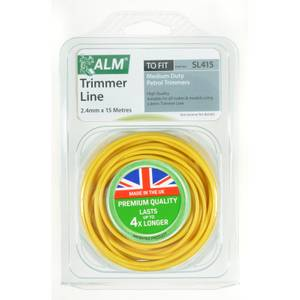 ALM 2.4mm x 15m Grass Trimmer Line