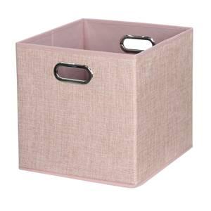 Cube Fabric Insert - Blush Pink