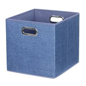 Cube Fabric Insert - Steel Blue