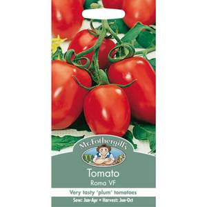 Mr. Fothergill's Tomato Roma VF Seeds