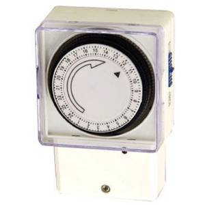 24 Hour Immersion Heater Timeswitch