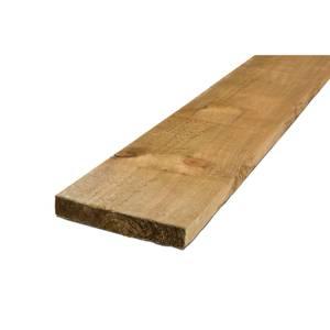Gravel Board 22 x 150mm x 2.4m - Green