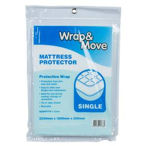 Single Mattress Protection Cover