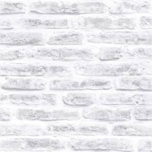 Superfresco Easy Paste the Wall Industry Blanc Wallpaper