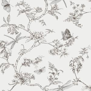 Superfresco Easy Paste the Wall Nature Trail White Mica Wallpaper
