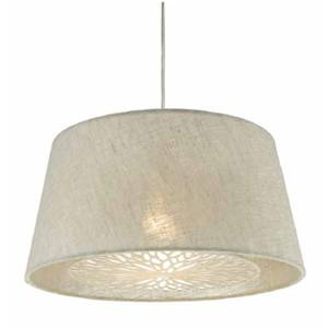 Meadow Linen Diffuser Lamp Shade