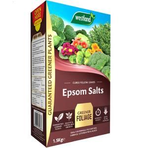 Westland Epsom Salts - 1.5kg