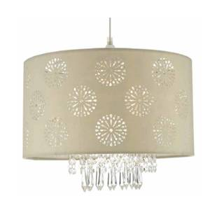 Tilly Patterned Easy Fit Lamp Shade
