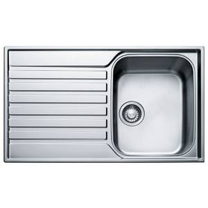 Franke Ascona Reversible Kitchen Sink - 1 Bowl