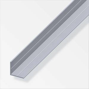 Aluminium Equal Angle Combitech Profile - 1m x 23.5 x 23.5mm