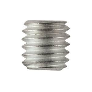 Pinnacle Allen Head Grub Screws Zinc Plated - M6 x 6mm - 5 Pack