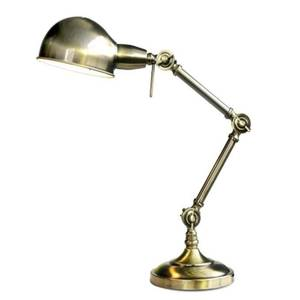 Lexi Antique Brass Desk Lamp