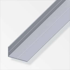 Aluminium Unequal Angle Combitech Profile - 1m x 19.5 x 35.5mm