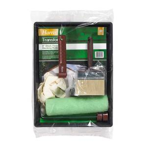 Harris Transform 9in Shed & Fence Roller Kit