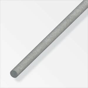 Drawn Steel Round Bar - 1m x 8 x 8mm